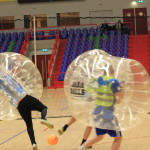 Bubble Football Bump