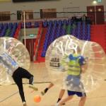 Bubble Football Bump
