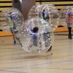 Indoor Amsterdam Bubble Football