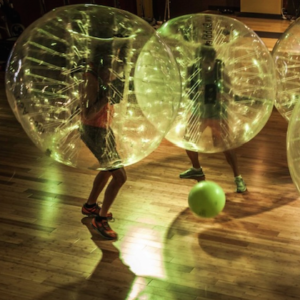 Indoor Zorb Football Amsterdam