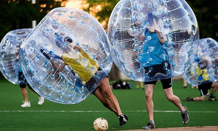 Amsterdam Bubble Football Safety rules